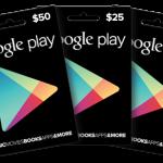 Play Store Geschenkekarten bald auch in Deutschland verfügbar