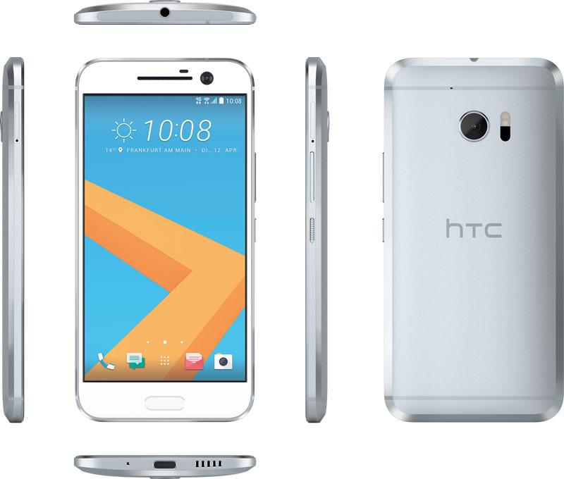 HTC 10 als neuer Trumpf im Android-Konkurrenzkampf