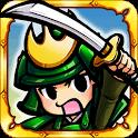 Samurai Defender -  Halte die Angreifer in der kostenlosen Android App von deiner Burg fern
