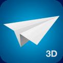 Bau mit den Anleitungen in dieser Android App deine eigenen Papierflieger: How to make Paper Airplanes